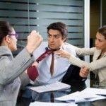 Конфликты. Виды конфликтов и их характеристика