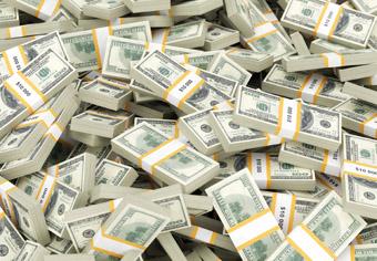 Очень большие деньги