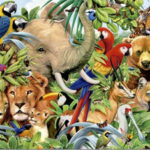 Желание развиваться: Найди себя в мире животных